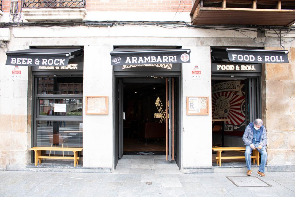 Arambarri Food & Rool