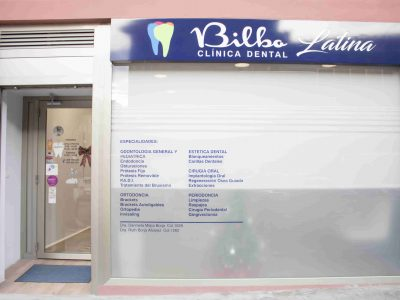 Clínica Dental Bilbo Latina en San Ignacio