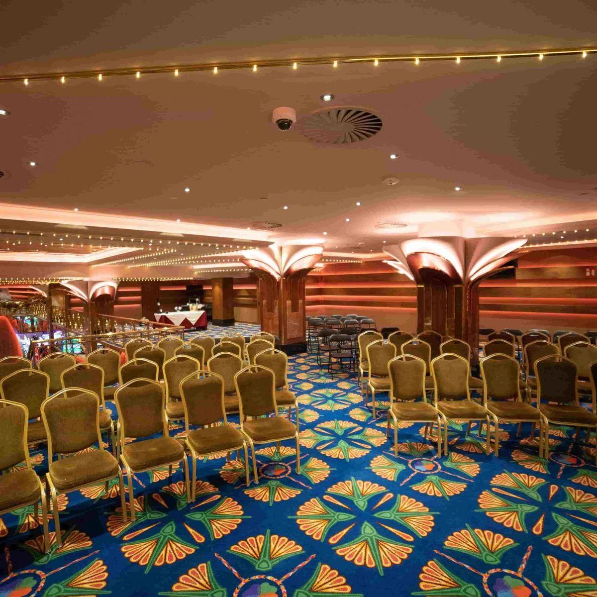 Multiespacio de diseño que aúna juego, gastronomía, restauración, eventos y Poker