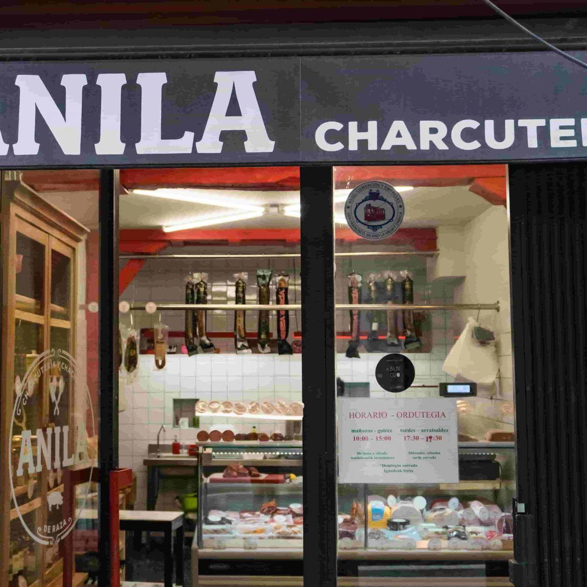 Charcutería Anila en San Francisco, Bilbao,