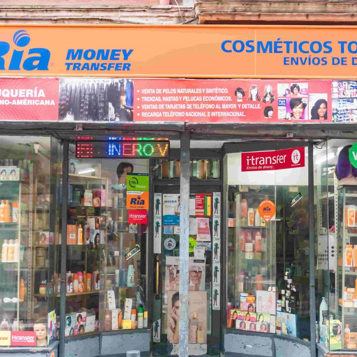 Todo tipo de cosméticos en Bilbao la Vieja