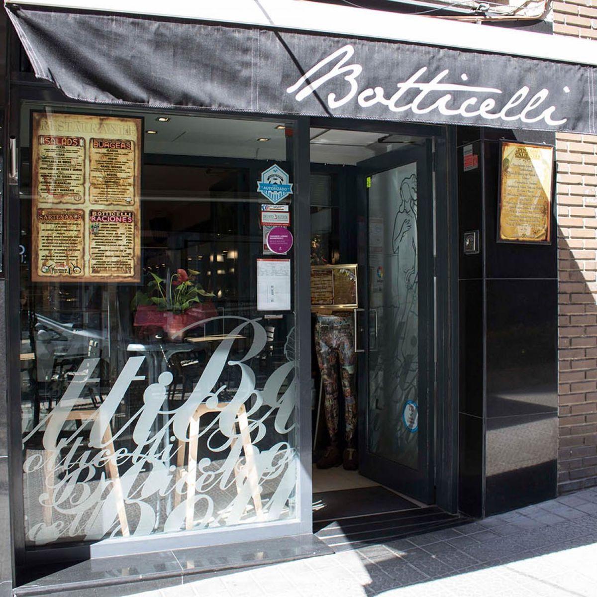Bar Botticelli en Deusto