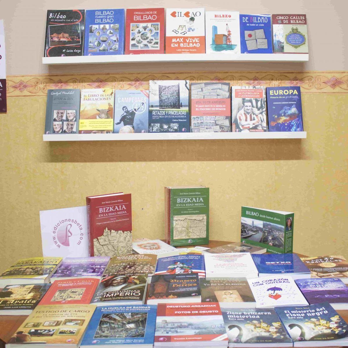 Ediciones Beta Milenio, editorial situada en Deusto