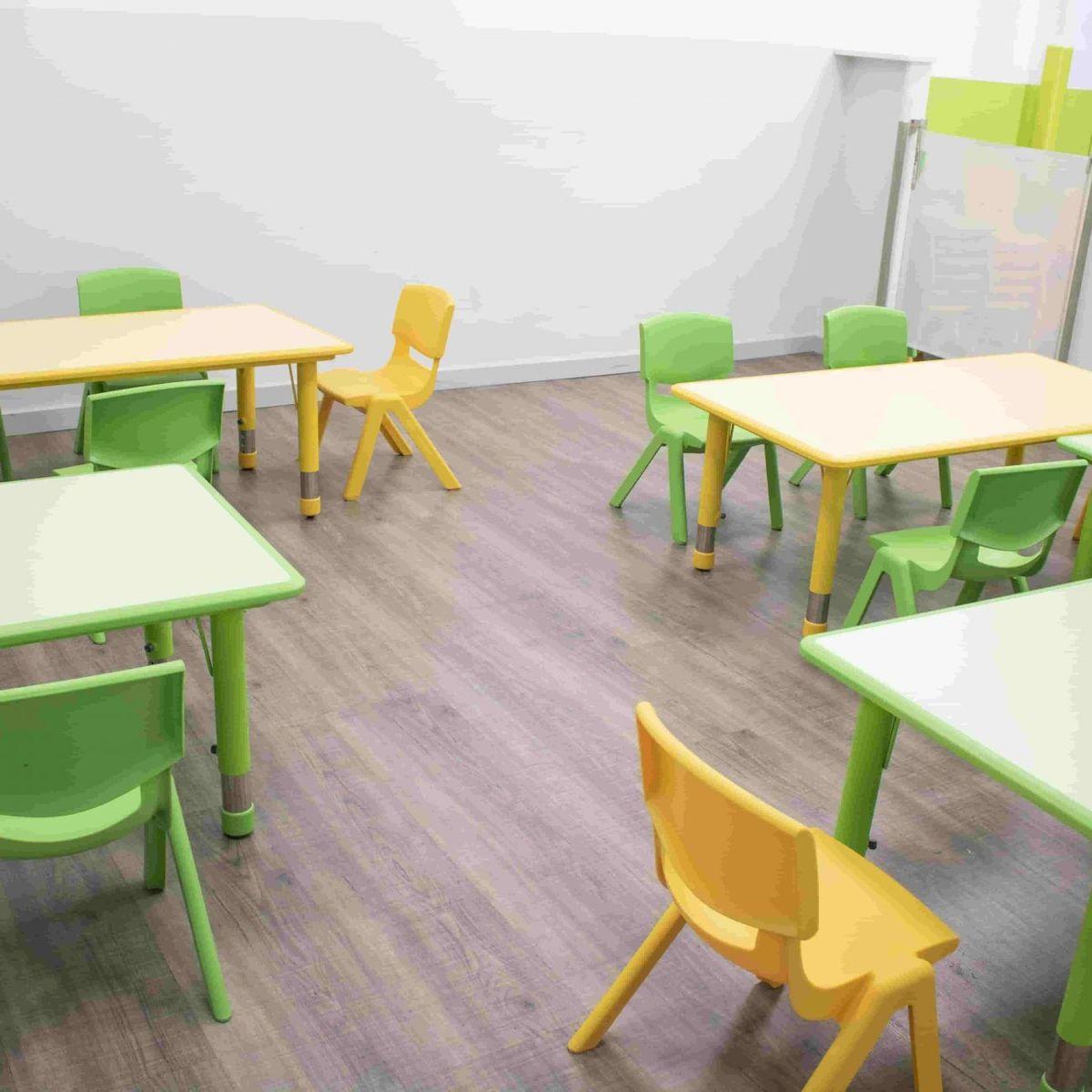 Escuela infantil, ludoteca y guardería en Deusto