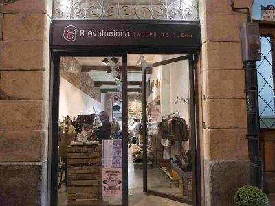 R-evoluciona Taller de Cuero en Bilbao