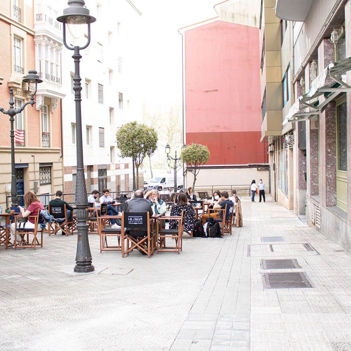 Kovac, cafetería bar en Bilbao