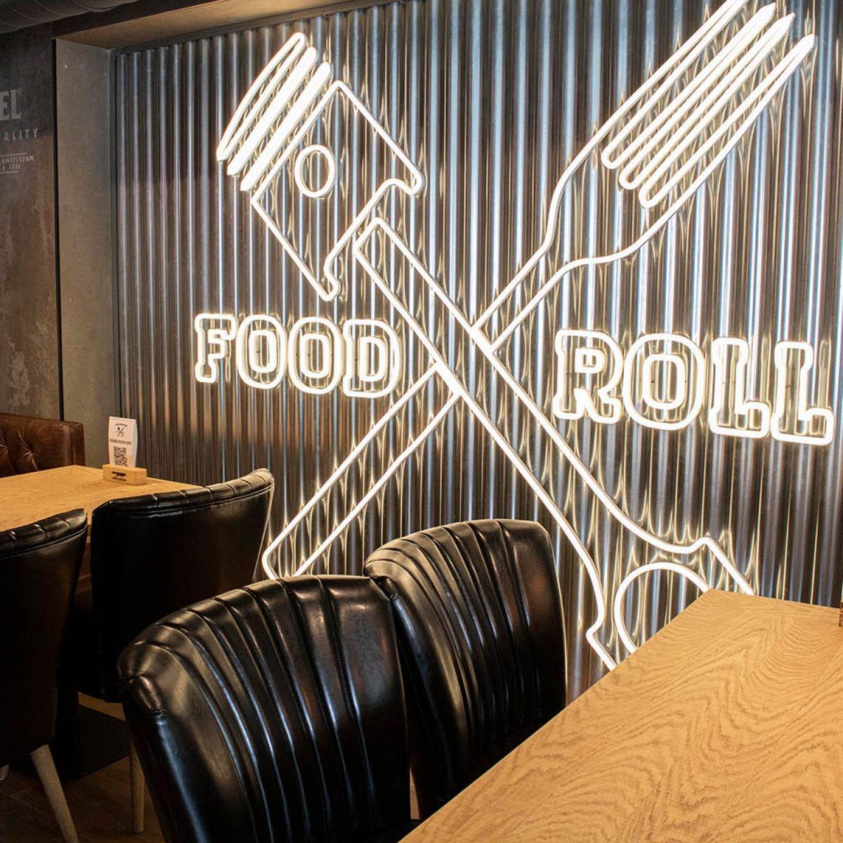 Arambarri Food & Roll, hamburguesas y pintxos en Bilbao
