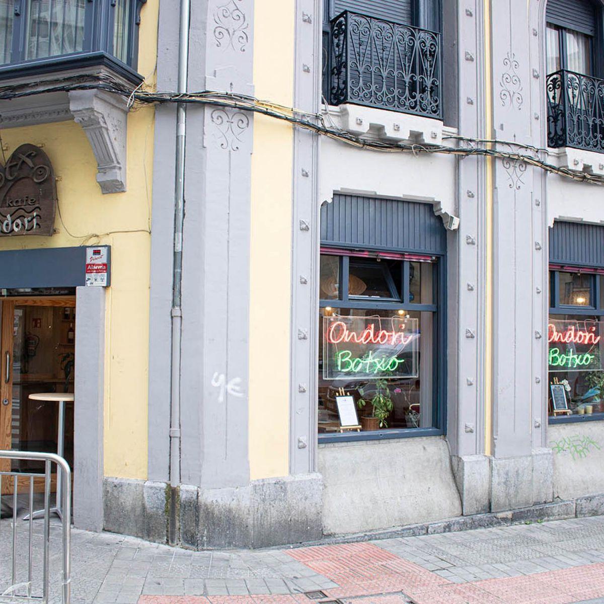 Ondori Botxo, comida asiática en Bilbao