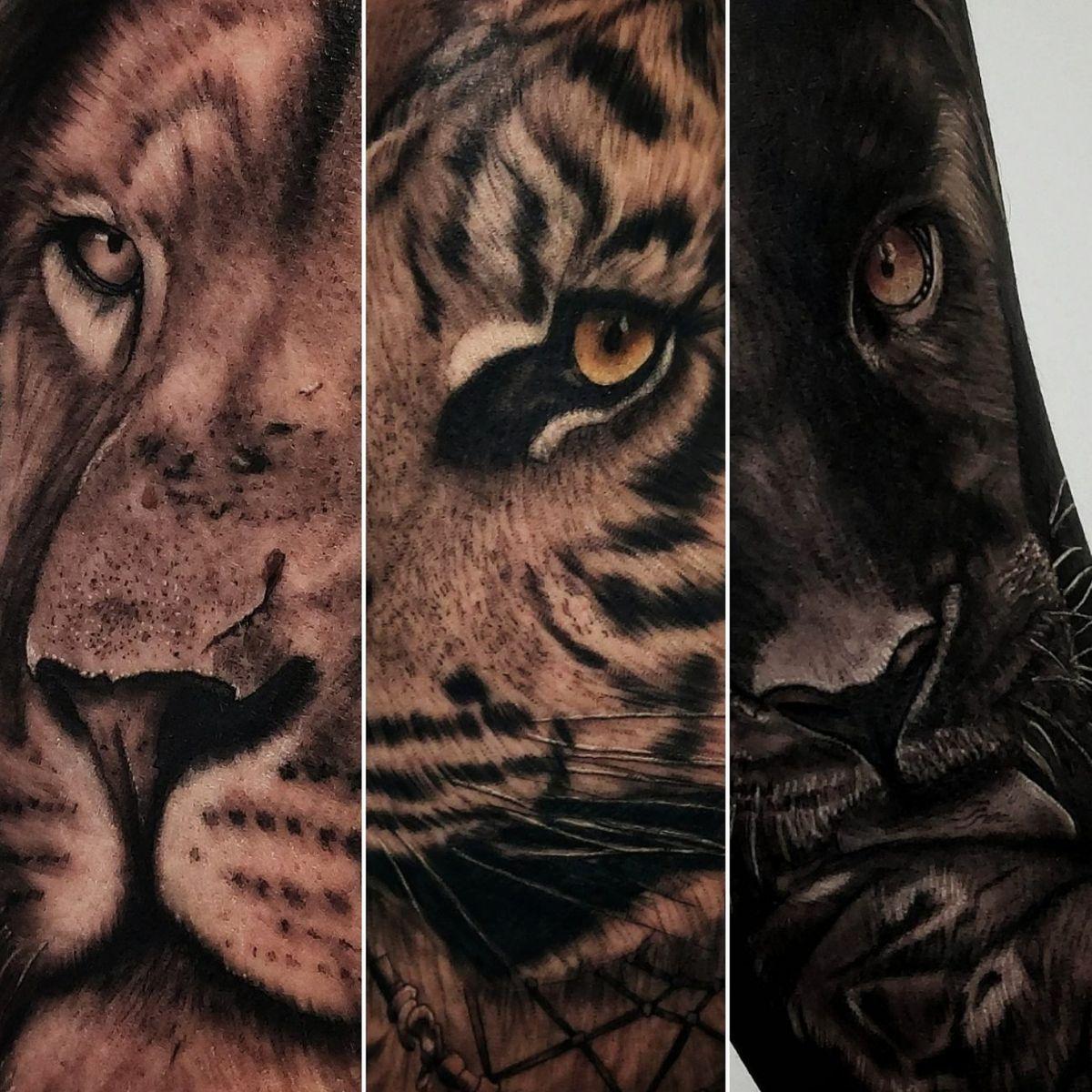 Estudio de tatuajes en Zorroza con diseños propios