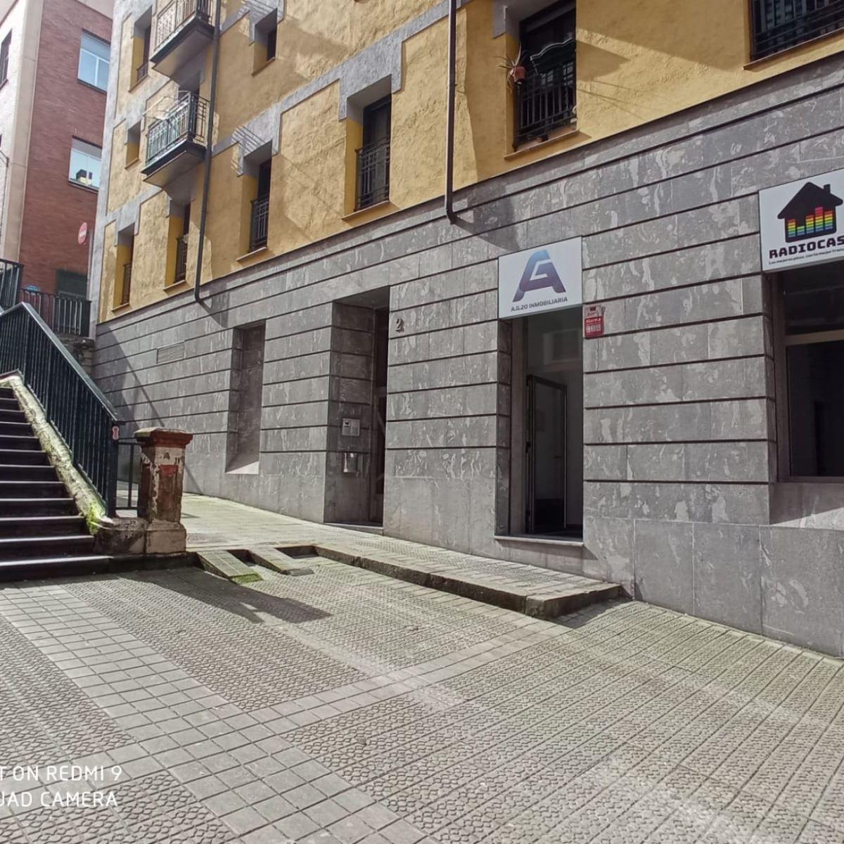 Agencia inmobiliaria en Bilbao la Vieja