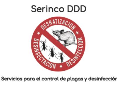Servicios para el control de plagas y desinfección en Bilbao