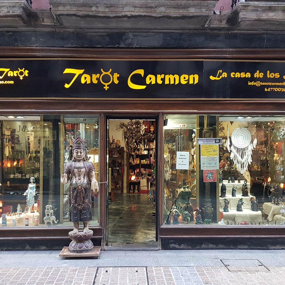 TAROT CARMEN