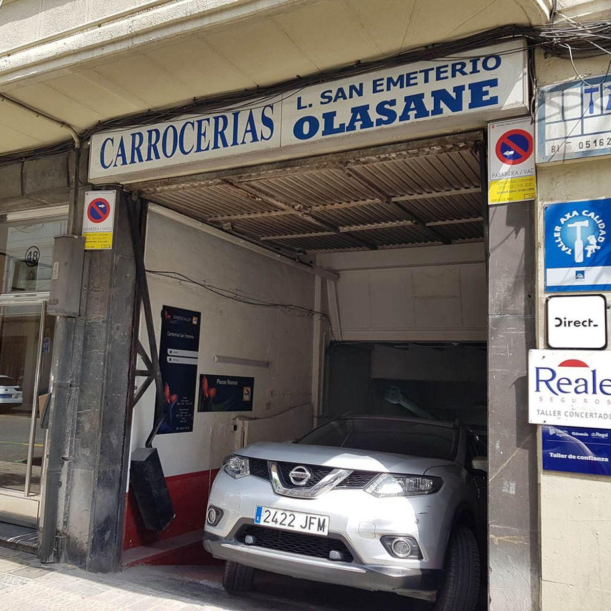 CARROCERIAS SAN EMETERIO EN BILBAO