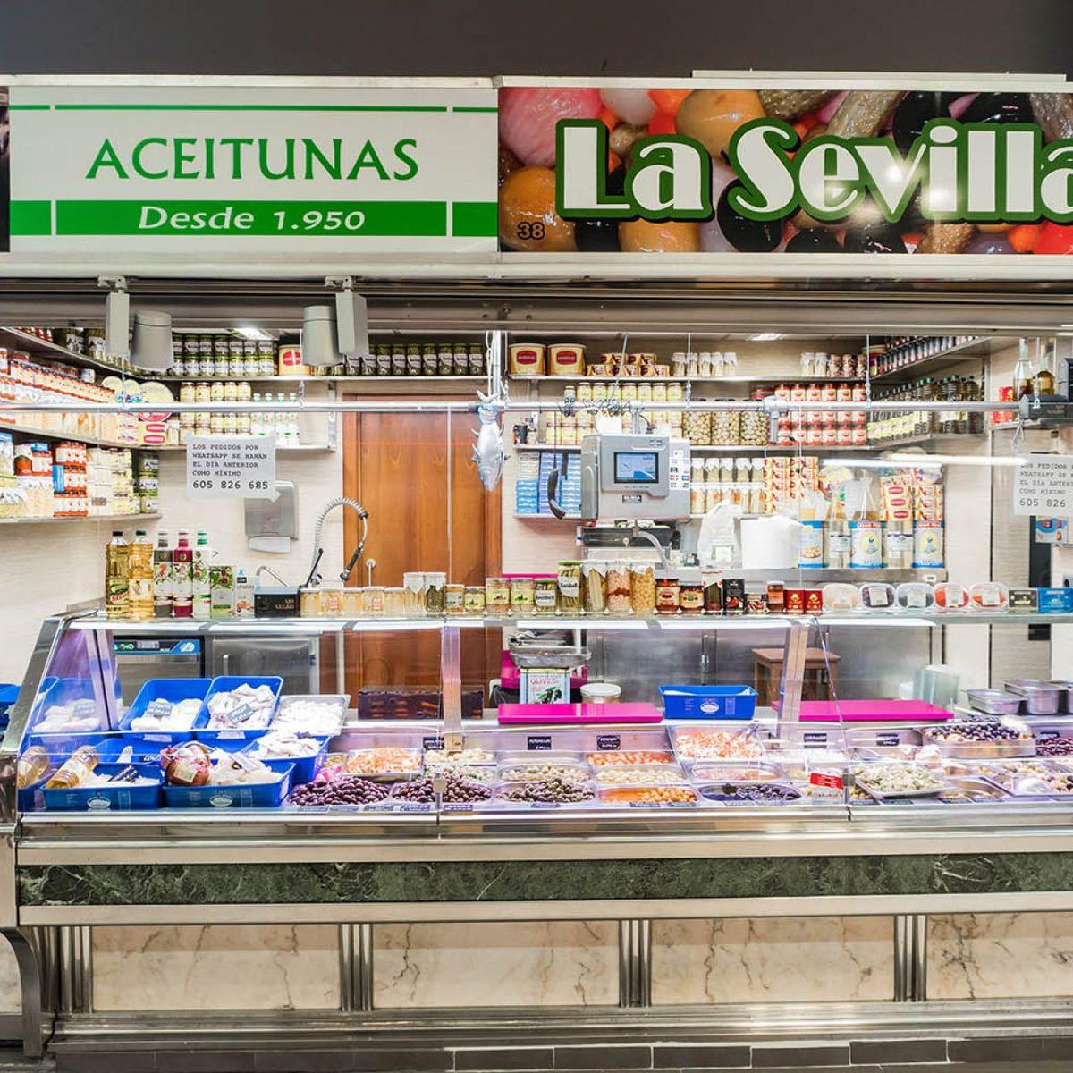 Aceitunas Encurtidos - La Sevillana