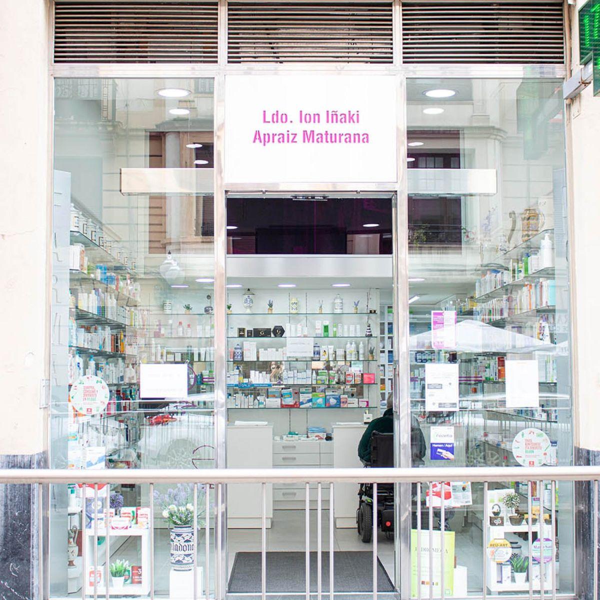 Farmacia Ion Apraiz