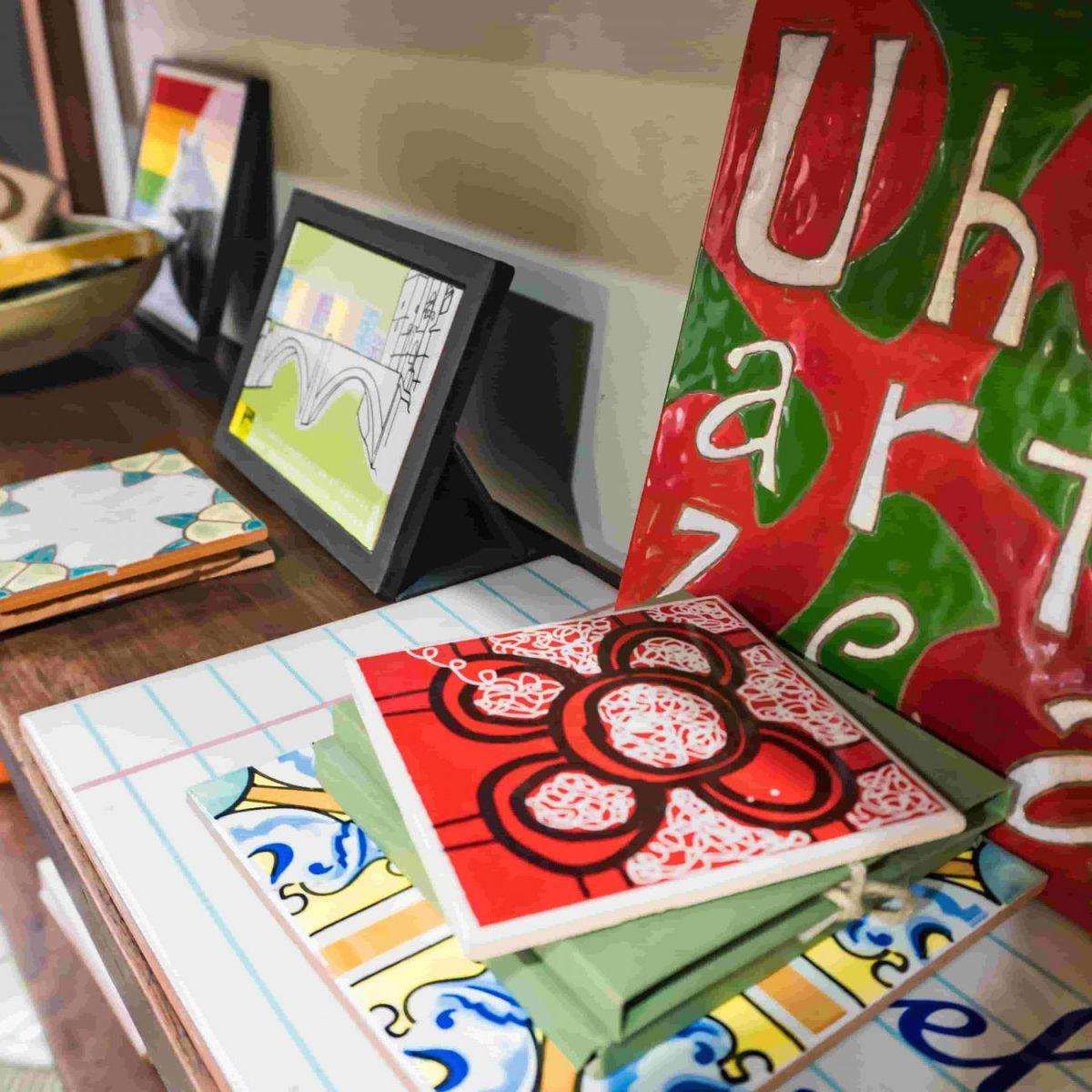 Serigrafia y decoración cerámica