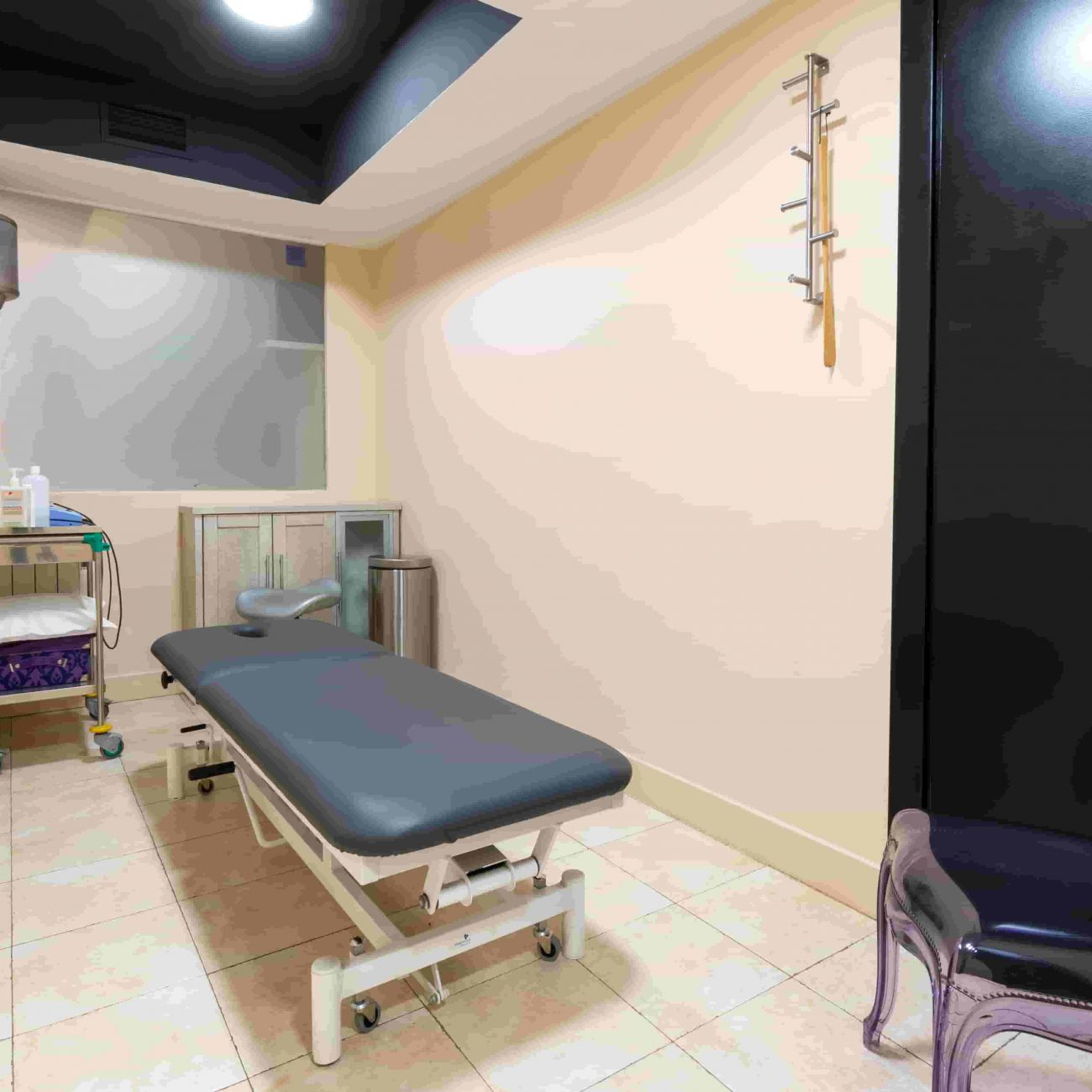 A2m es un centro de fisioterapia especializada en el Casco viejo