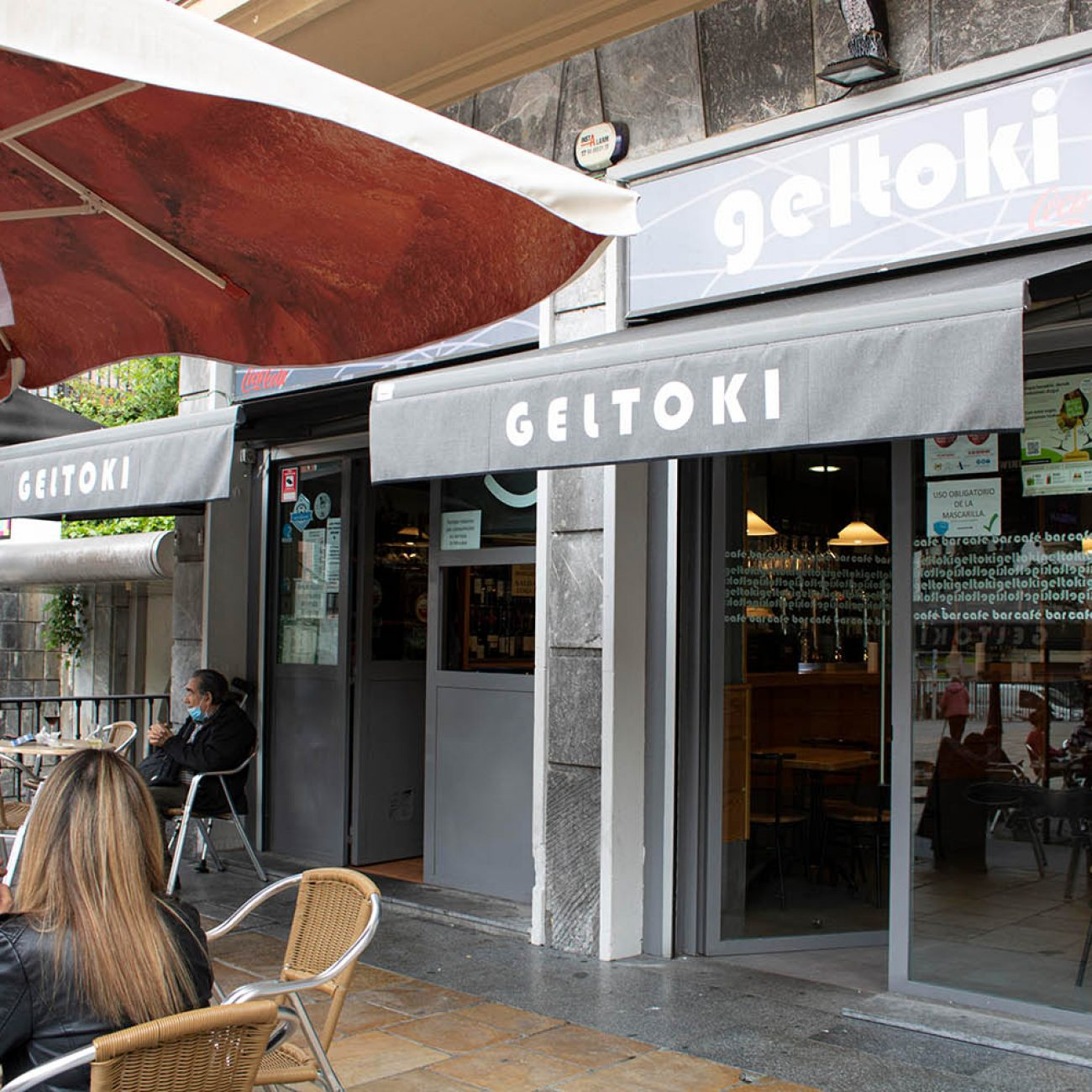 Geltoki en Bilbao