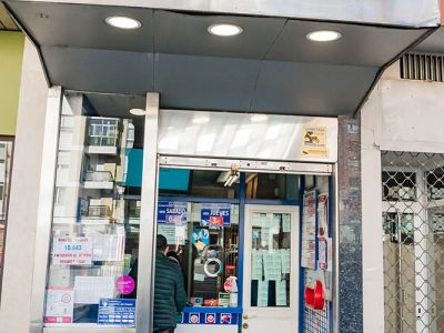 Adminsitración de lotería 19 en Deusto