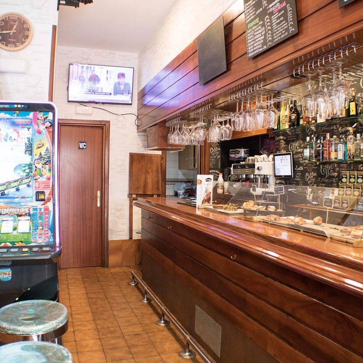 Bar Akeita etxea Gozo en Deusto