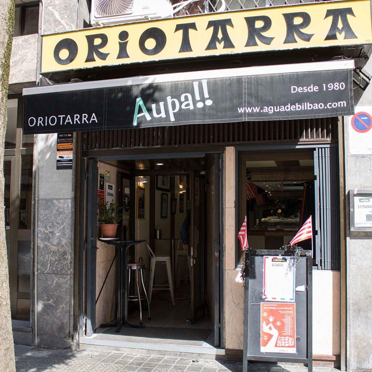 Bar Oriotarra en Deusto