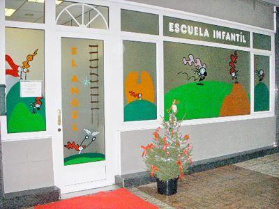 Escuela infantil El Ángel en Deusto, Bilbao
