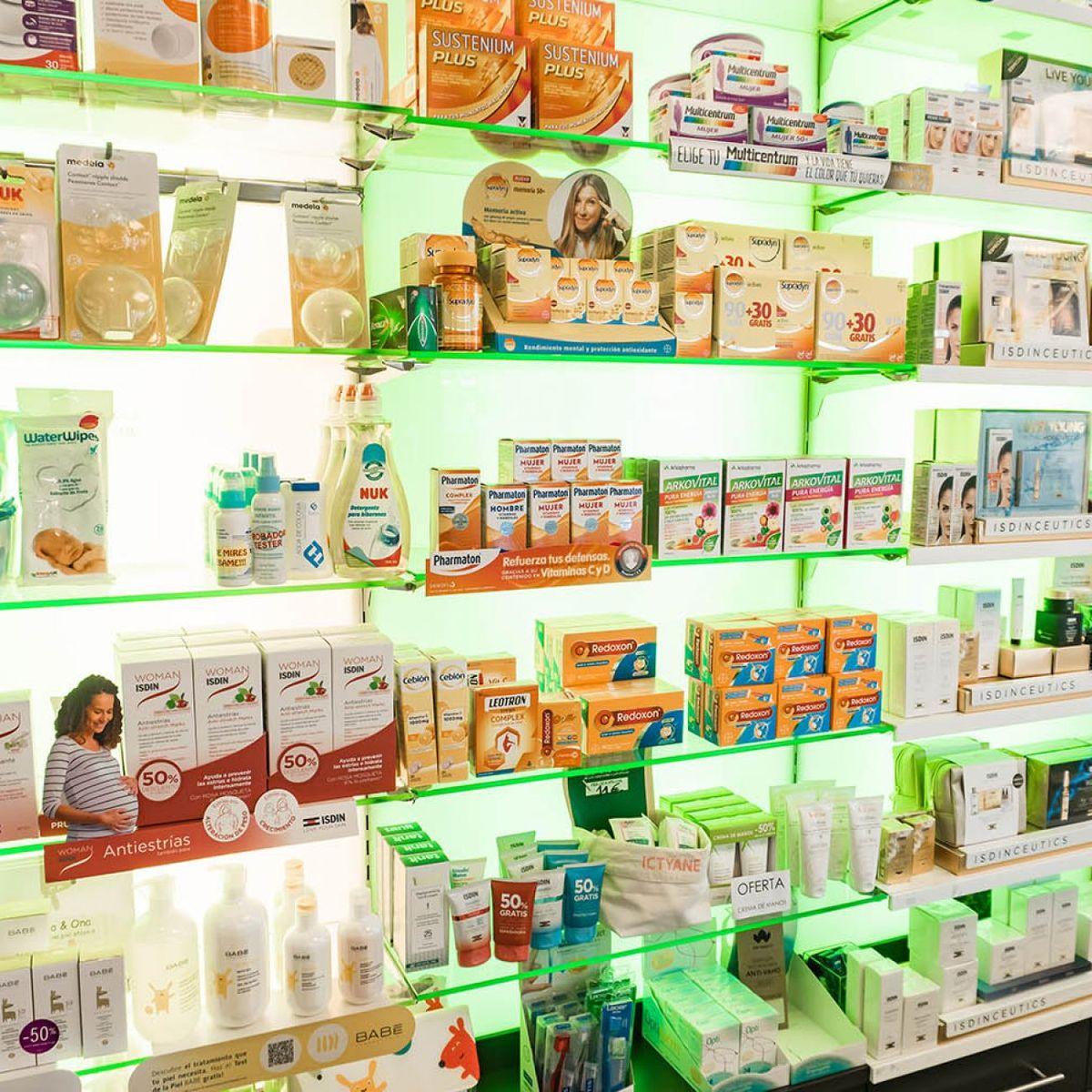 Farmacia Inma Olabarrieta en Deusto