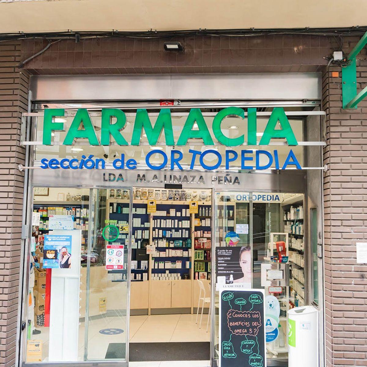 Farmacia y ortopedia Marian Linaza Peña en Deusto