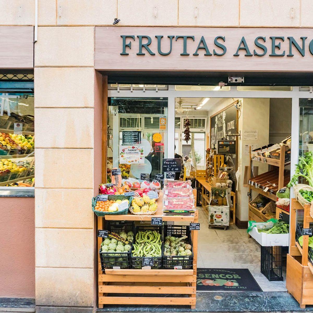 Frutas Asencor, fruta y legumbre en Deusto