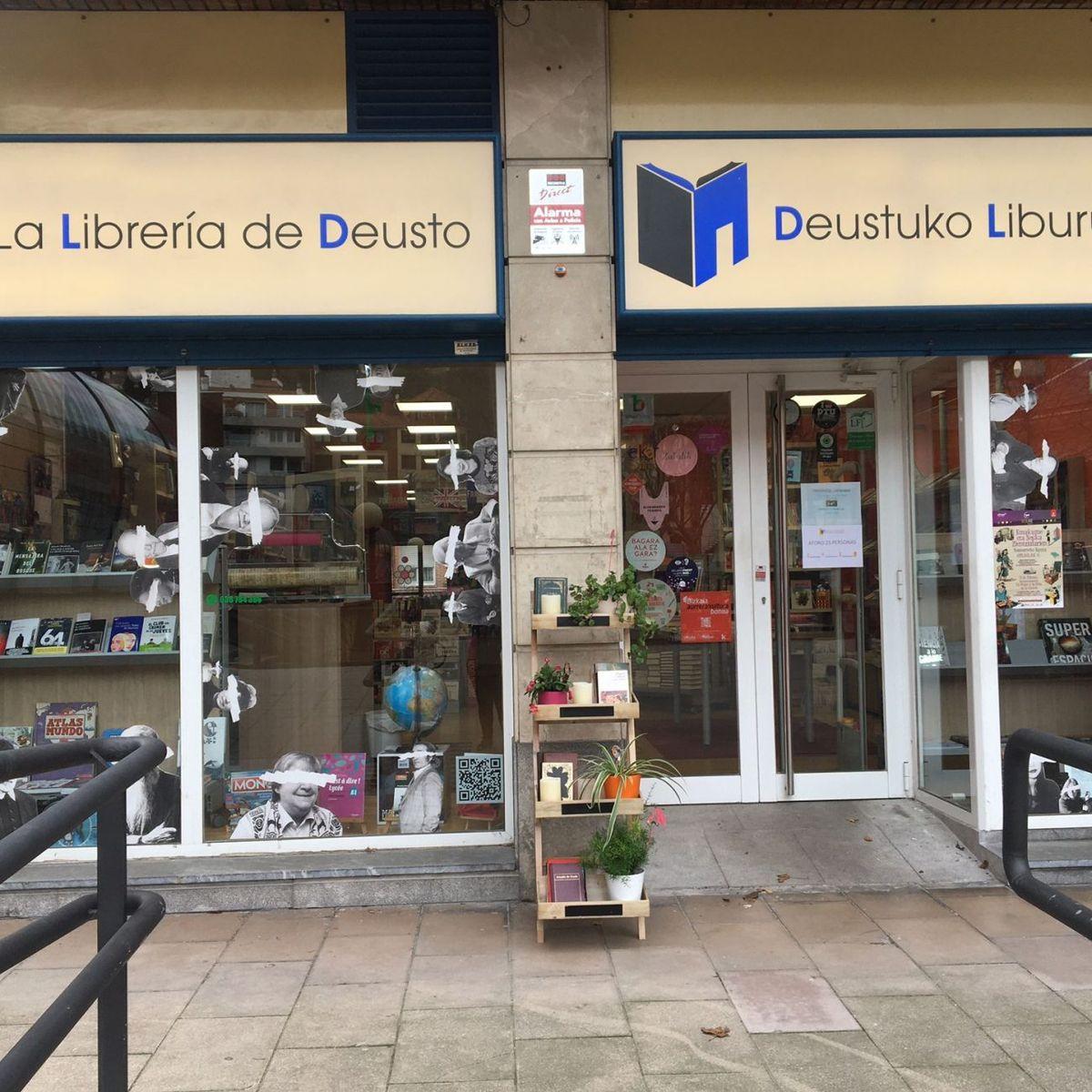 Una librería que da vida a Deusto