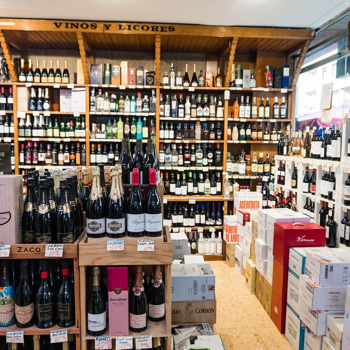 Supermercado Martín Aragon en Deusto