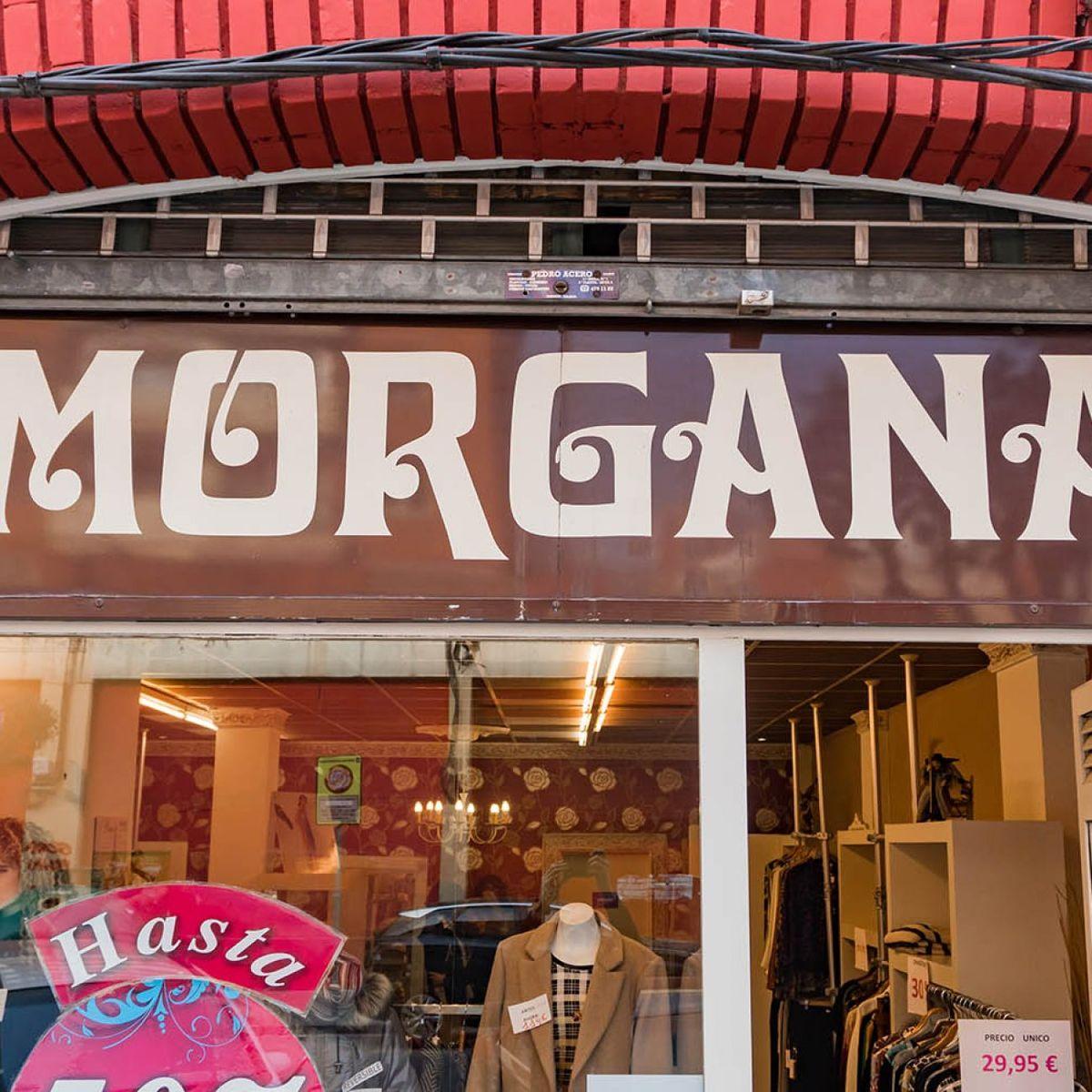 Morgana, moda mujer en Deusto