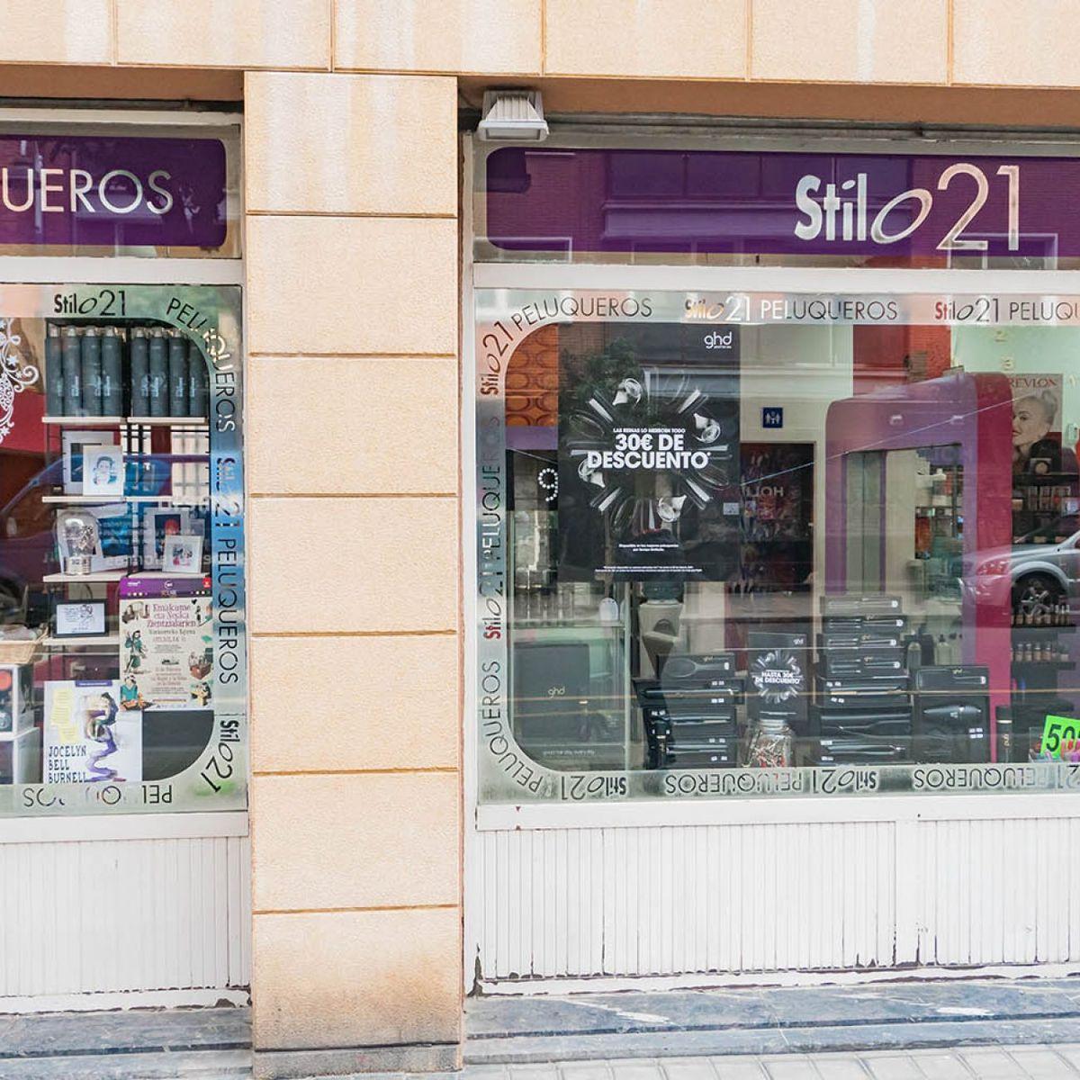 Stilo21, peluquería en Deusto