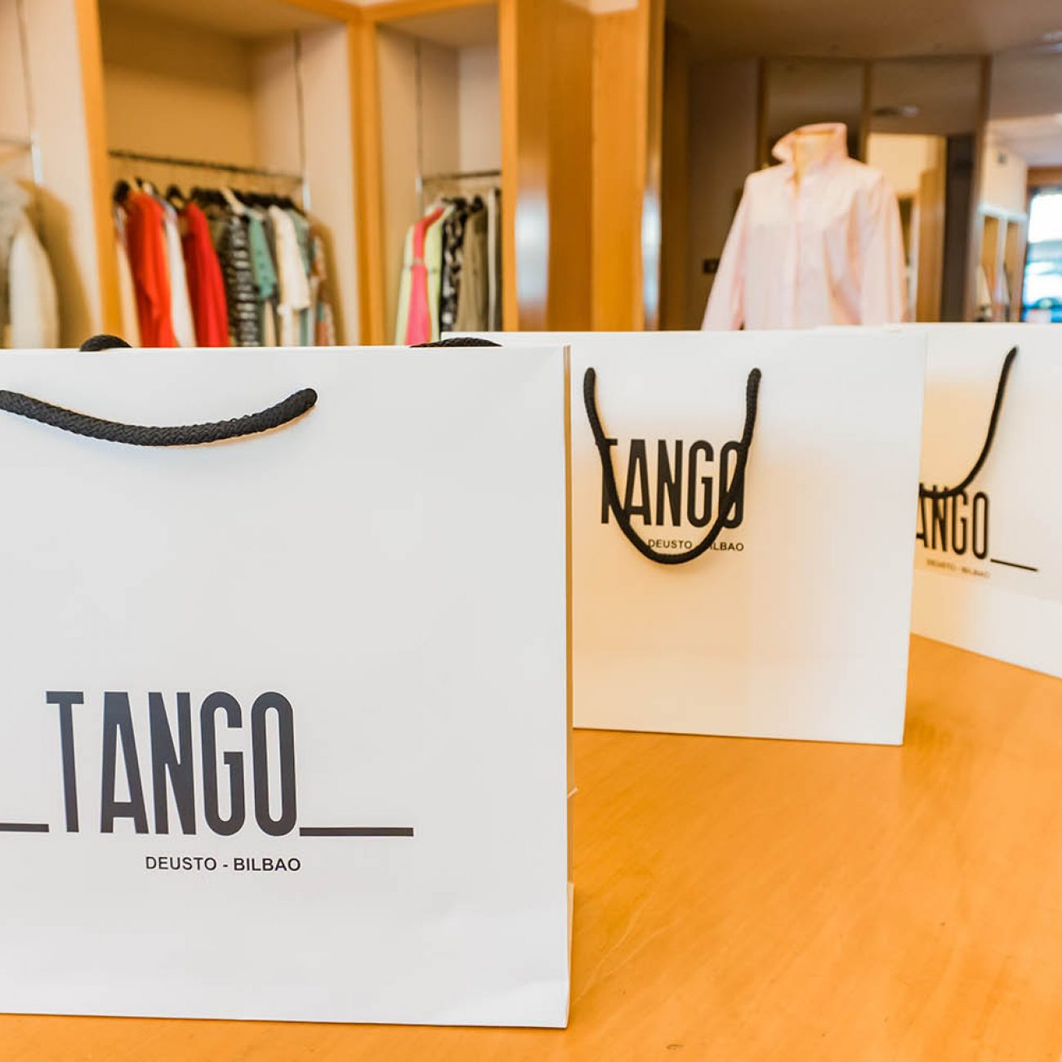 Tango Boutique, moda en Deusto