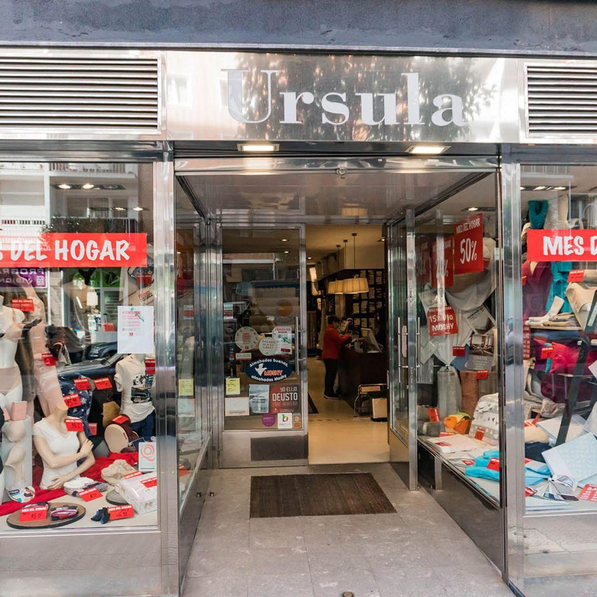 Ursula, ropa de cama en Bilbao