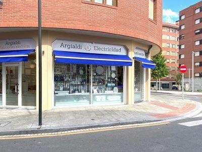 Argialdi Electricista en Rekalde, Bilbao