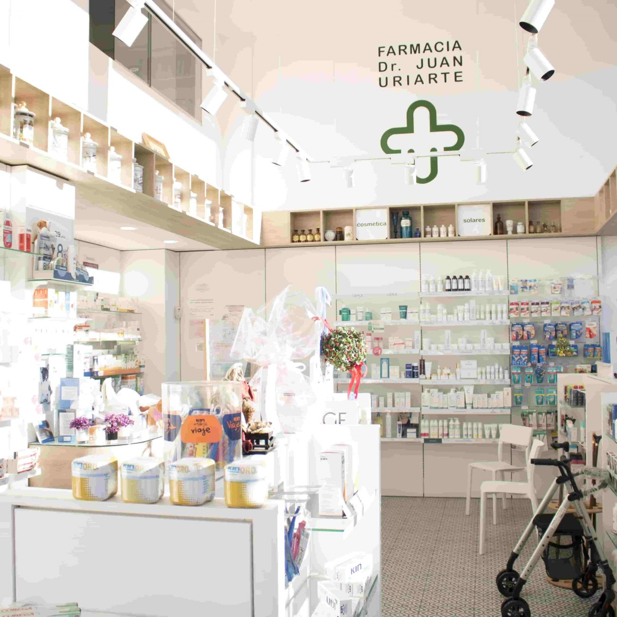 Farmacia Juan Uriarte Garcia-Borreguero en San Ignacio
