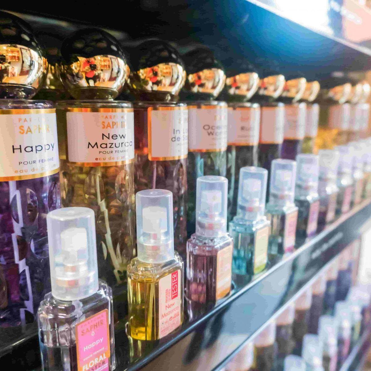Perfumes y cosmética en Zorroza