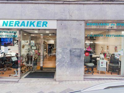 Neraiker, mobiliario de oficina en Deusto