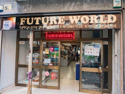 Future World, equipos informáticos en Deusto