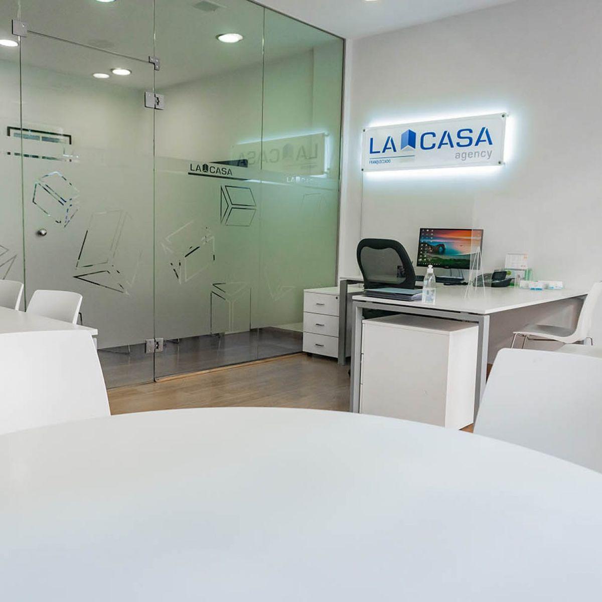 La Casa Agency, inmobiliaria en Deusto