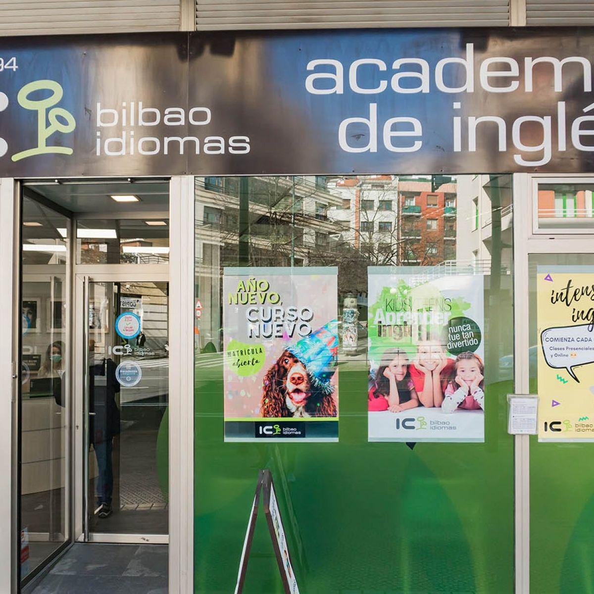 IC Bilbao Idiomas, academia de inglés en Deusto