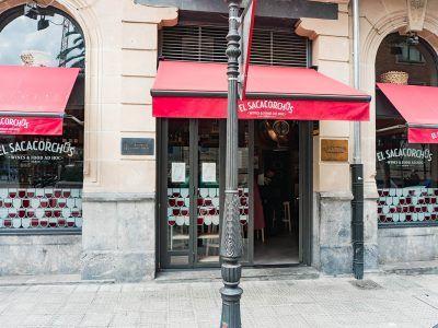 Bar Ad Hoc El Sacacorchos en Bilbao