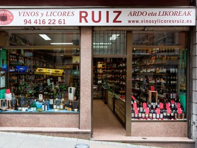 Tienda con más de 1000 referencias en vinos y licores