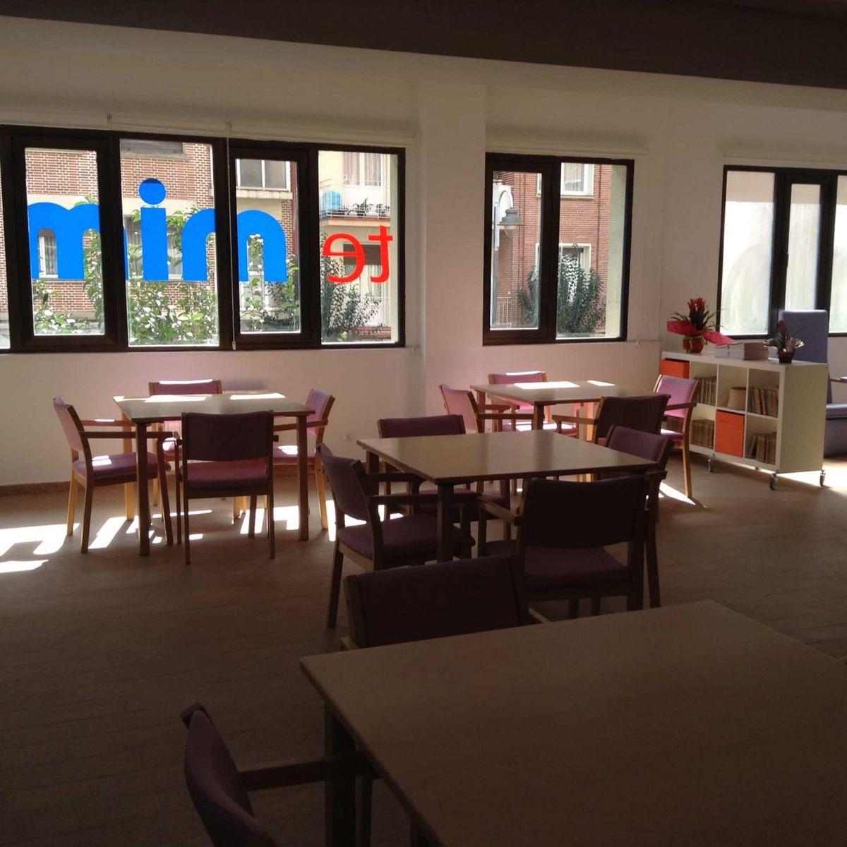 Centro de día y servicios asistenciales en Deusto