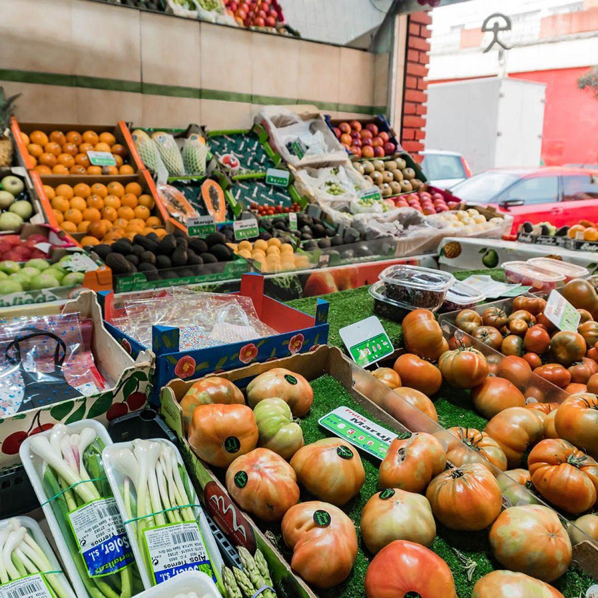 Frutas Maruja, venta de fruta y legumbre en Deusto
