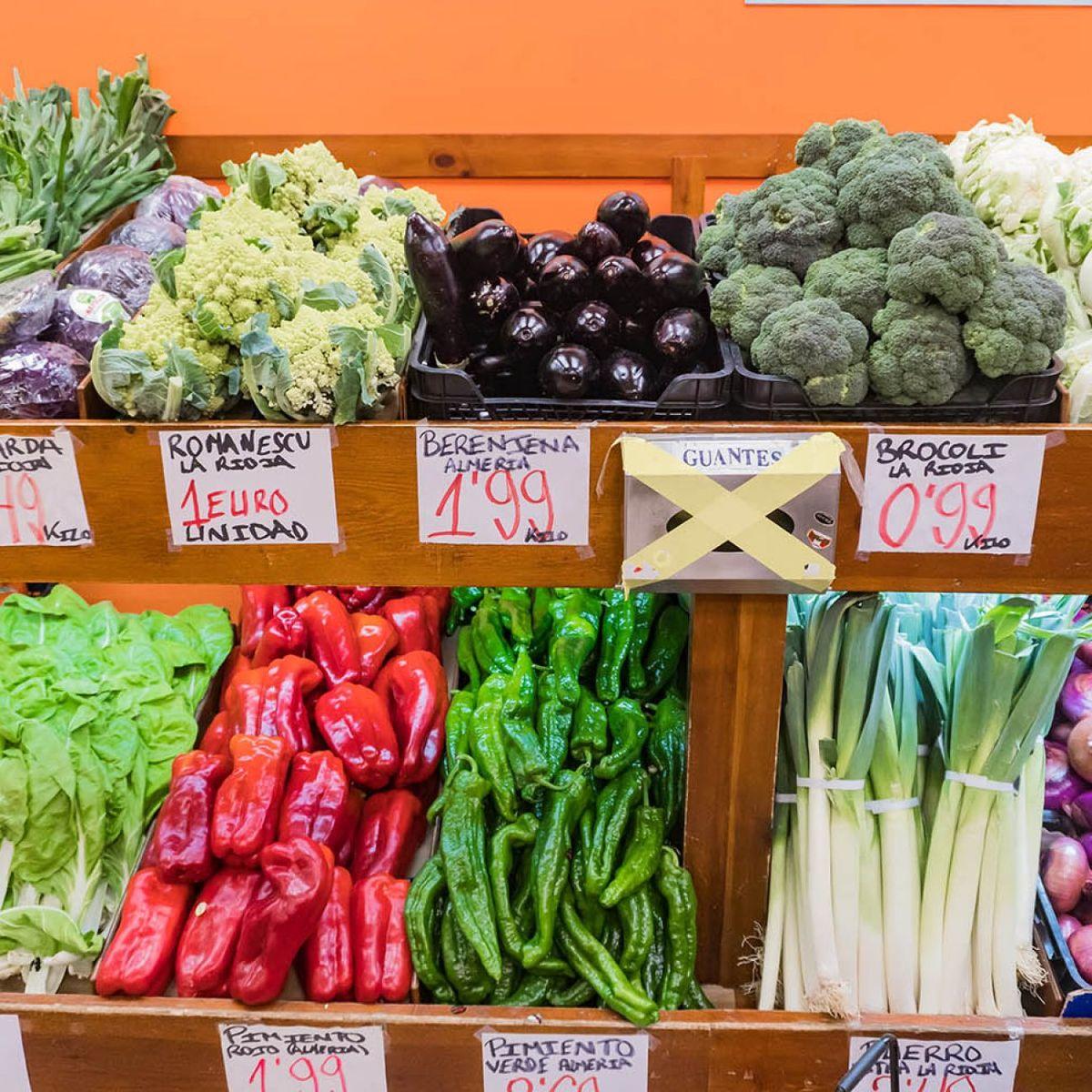 Frutas y verduras Landako, en Deusto
