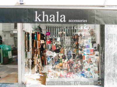 Khala Accessories ubicado en Bilbao