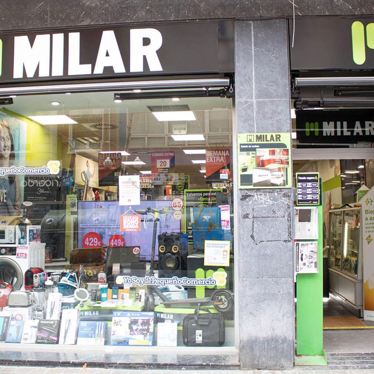 Electrodomésticos Milar