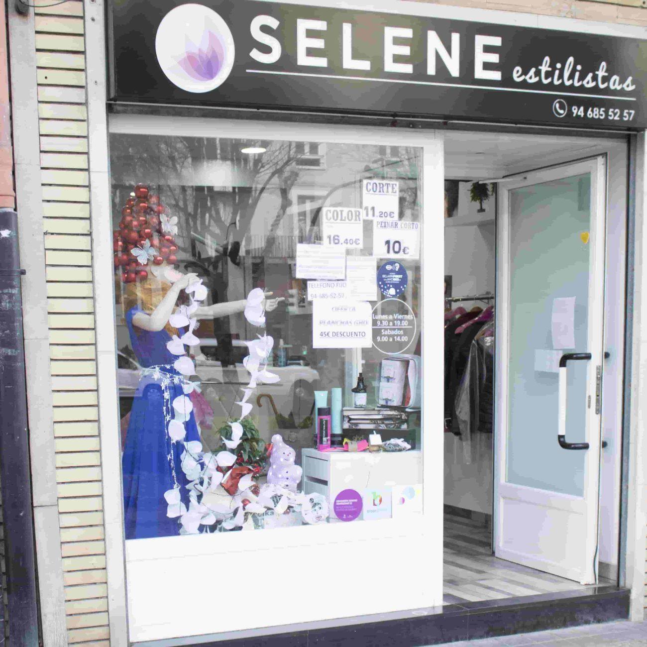 Selene estilistas ubicado en San Ignacio